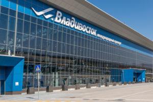 Международный аэропорт Владивосток © Антон Афанасьев / Фотобанк Лори