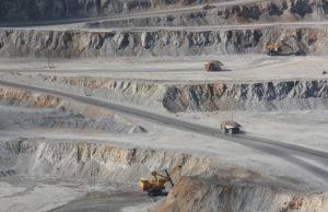 Медно-молибденовый рудник © Фёдор Мешков / Фотобанк Лори