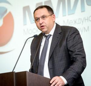 Иван Андриевский, первый вице-президент «Российского союза инженеров». Фото: РСИ