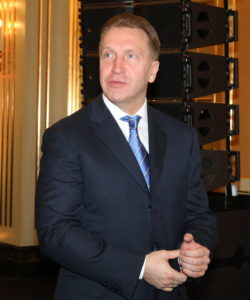 Первый вице-премьер правительства России Игорь Шувалов