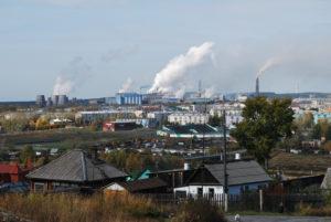 Богословский алюминиевый завод в Краснотурьинске  © Евгений Кузнецов / Фотобанк Лори