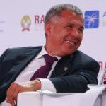 Рустам Минниханов, президент республики Татарстан. Фото: А. Струнин