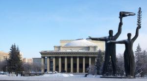 Новосибирск © Николай Михальченко / Фотобанк Лори