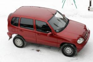 Chevrolet Niva © Ирина Иванова / Фотобанк Лори