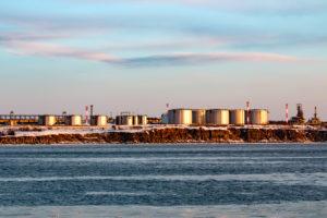 Нефтеналивной порт Ванино © Василий Князев / Фотобанк Лори